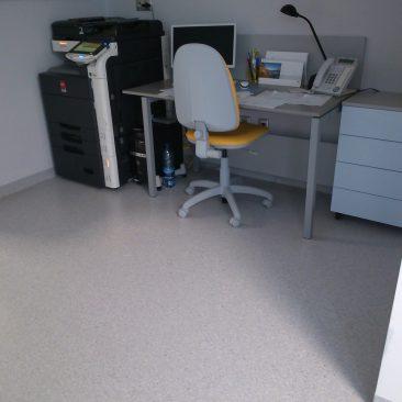 Antistatické podlahy